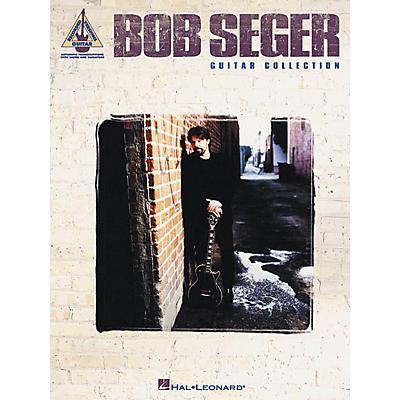 Hal Leonard Bob Seger Collection Guitar Tab Songbook