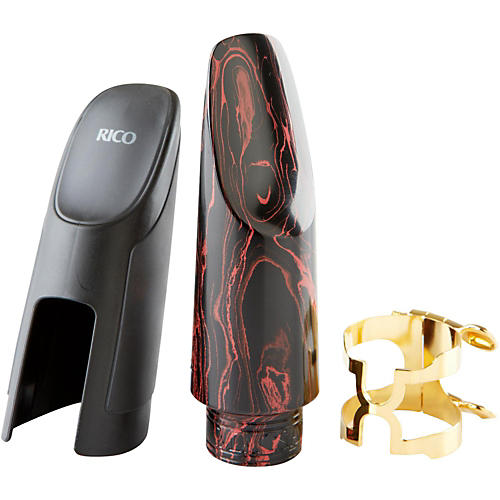 MACSAX Bob Sheppard Red Marble HR Tenor Saxophone Mouthpiece