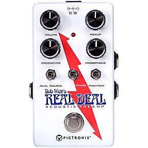 pigtronix bob weir 39 s real deal acoustic guitar preamp pedal musician 39 s friend. Black Bedroom Furniture Sets. Home Design Ideas