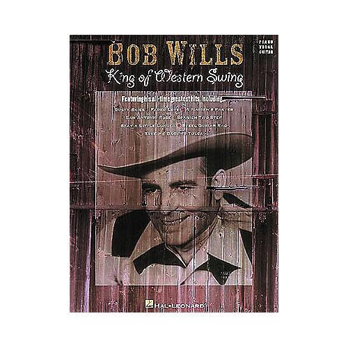 Hal Leonard Bob Wills - King of Western Swing Book