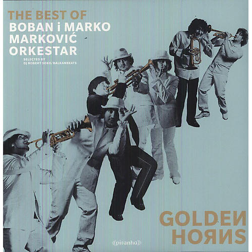 Alliance Boban & Marko Markovic Orchestra - Golden Horns - the Best of