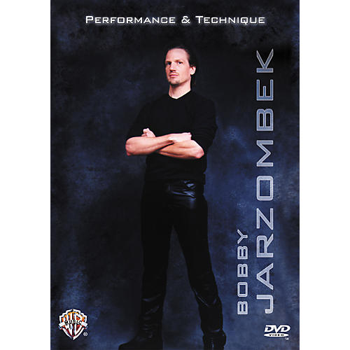 Alfred Bobby Jarzombek Performance Techniques (DVD)