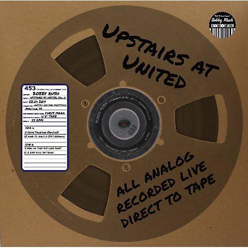 Alliance Bobby Rush - Upstairs at United 11