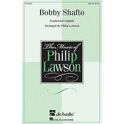 De Haske Music Bobby Shafto SAB arranged by Philip Lawson