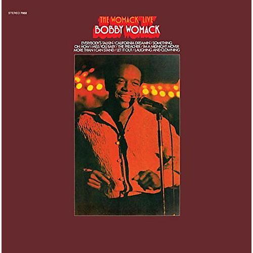 Alliance Bobby Womack - Womack Live