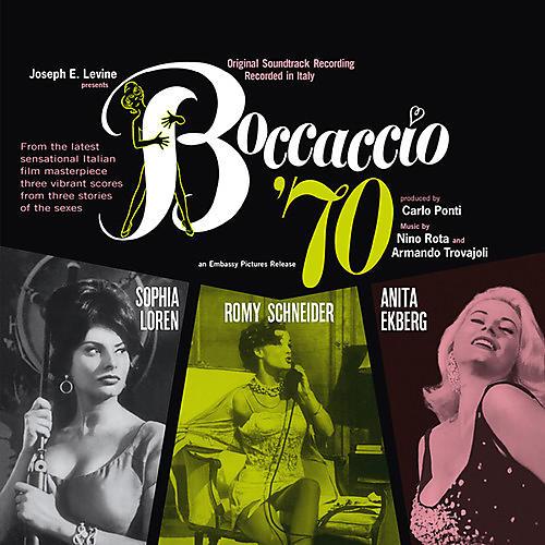 Alliance Boccaccio '70 (Original Soundtrack)