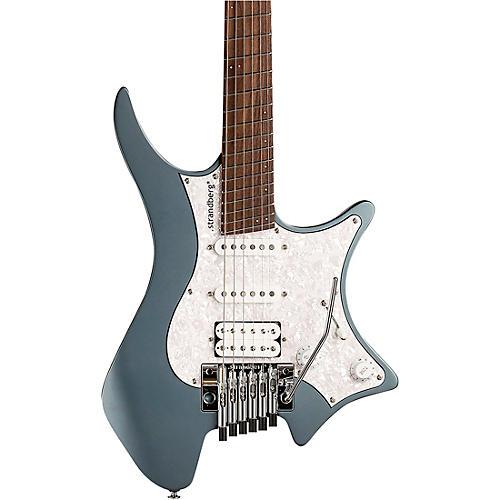 Strandberg Boden Classic 6 Pau Ferro Fingerboard Electric Guitar Malta Blue