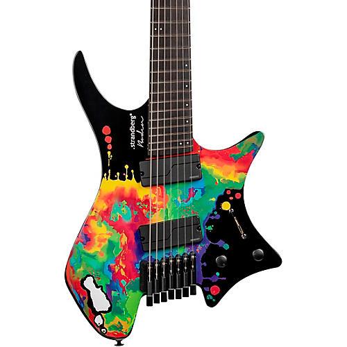 Strandberg Boden Metal 7 Sarah Longfield Edition Electric Guitar Rainbow