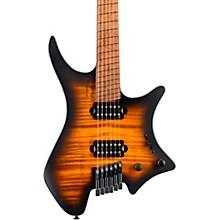 Boden Original 6 Neck-Thru Electric Guitar Brown Burst