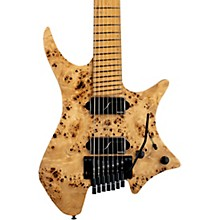 Boden Original 7 Trem Poplar Burl Electric Guitar Natural