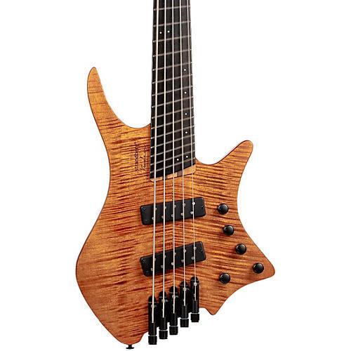 Strandberg Boden Prog 5 Bass Brown