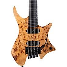 Boden Prog 7 Poplar Burl Electric Guitar Natural