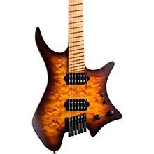 Boden Standard 6 Electric Guitar Bengal Burst Quilt