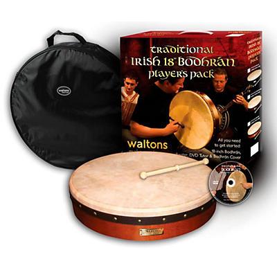 Waltons Bodhran Gift Pack