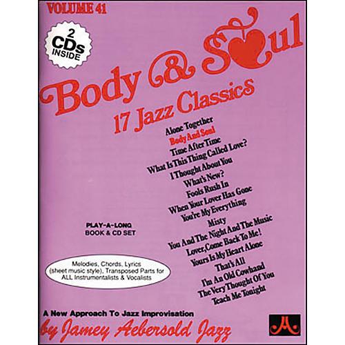 Jamey Aebersold Body Soul Musicians Friend