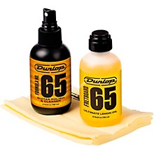 Dunlop Body and Fingerboard Cleaning Kit