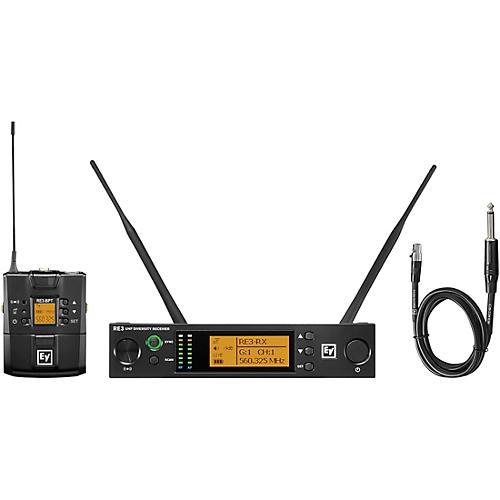 Electro-Voice Bodypack Instrument Set
