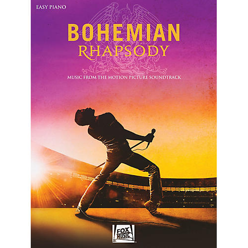 Hal Leonard Bohemian Rhapsody - Music from the Motion Picture Soundtrack Easy Piano Songbook