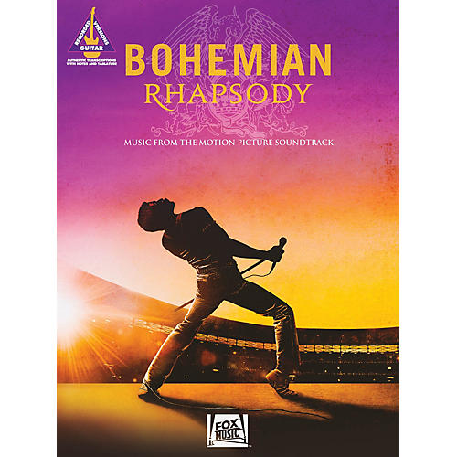Hal Leonard Bohemian Rhapsody - Music from the Motion Picture Soundtrack Guitar Tab Songbook by Queen