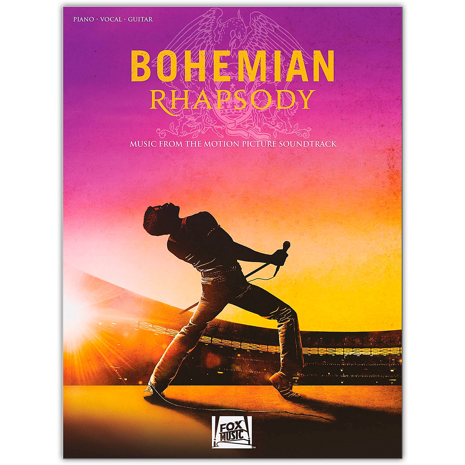 Hal Leonard Bohemian Rhapsody - Music from the Motion Picture Soundtrack Piano/Vocal/Guitar Songbook