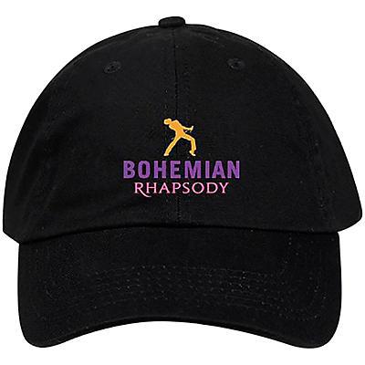 ROCK OFF Bohemian Rhapsody Dad Hat