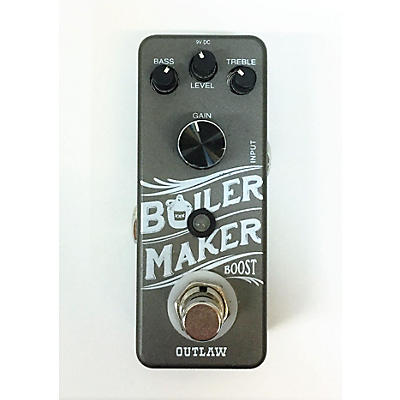 Outlaw Effects Boiler Maker Boost Effect Pedal