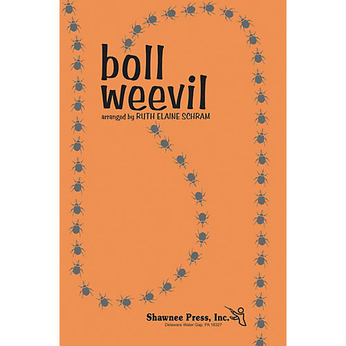 Shawnee Press Boll Weevil 2-Part arranged by Ruth Elaine Schram