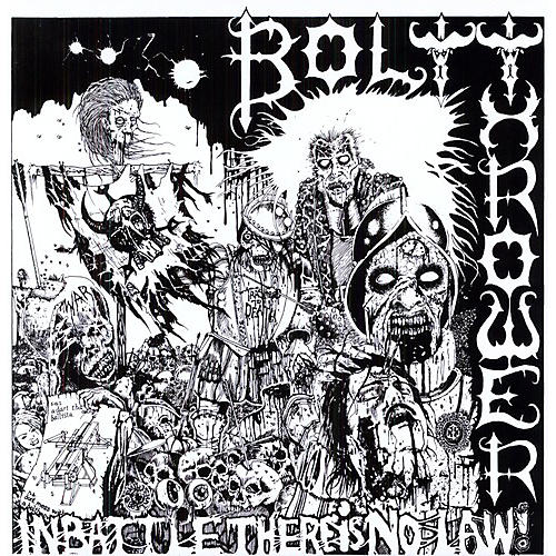 Alliance Bolt Thrower - In Battle There Is No Law