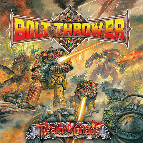 Alliance Bolt Thrower - Realm Of Chaos