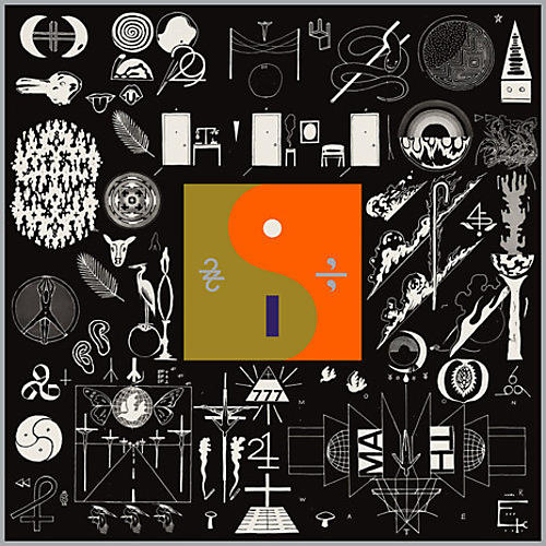 Alliance Bon Iver - 22, A Million