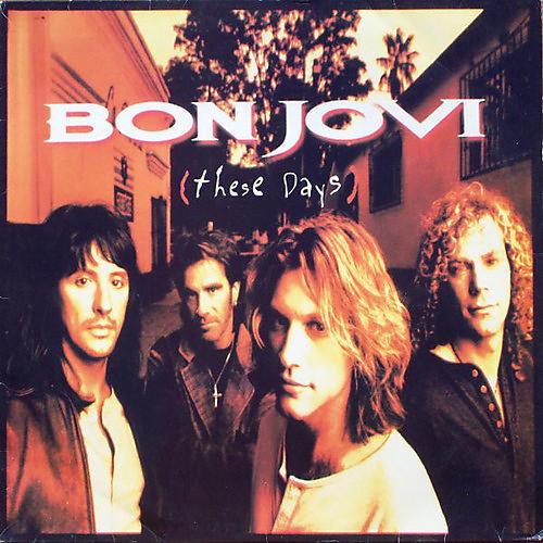 Alliance Bon Jovi - These Days
