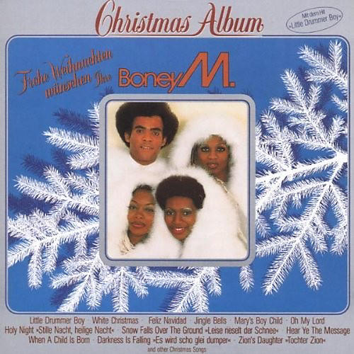Alliance Boney M - Christmas Album (1981)
