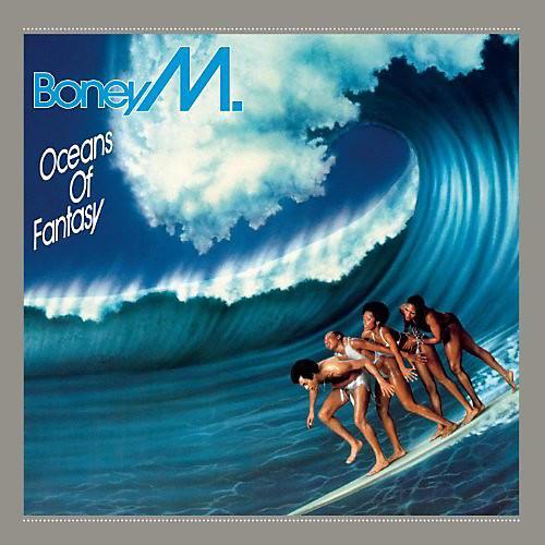 Alliance Boney M - Oceans Of Fantasy