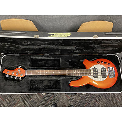 Ernie Ball Music Man Bongo 5 HH Electric Bass Guitar