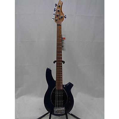 Ernie Ball Music Man Bongo 5 HH Limited Mahogany Body Electric Bass Guitar