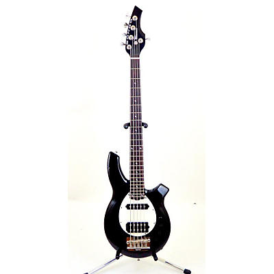 Ernie Ball Music Man Bongo 5 HS With Piezo Electric Bass Guitar
