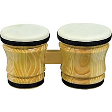 Bongos Junior 6 in. H x 5 in. and 4-1/4 in. Dia