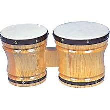 Bongos Large 6-1/2 in. H x 5-1/2 in.