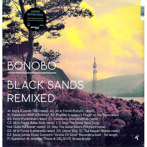 Alliance Bonobo - Black Sands Remixed