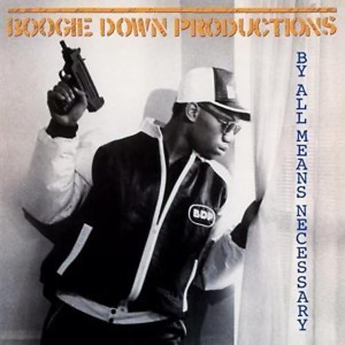 Alliance Boogie Down Productions - By All Means Necessary