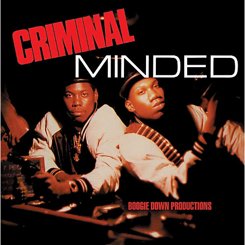 Alliance Boogie Down Productions - Criminal Minded