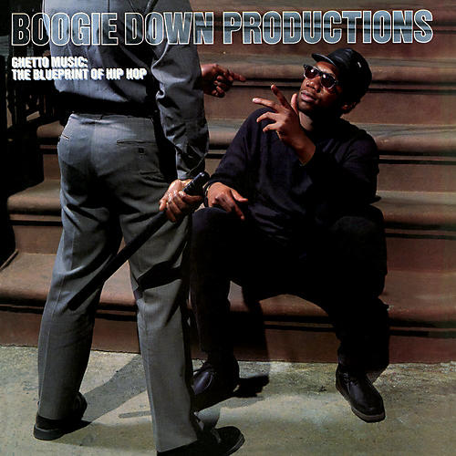 Alliance Boogie Down Productions - Ghetto Music: The Blueprint Of Hip Hop