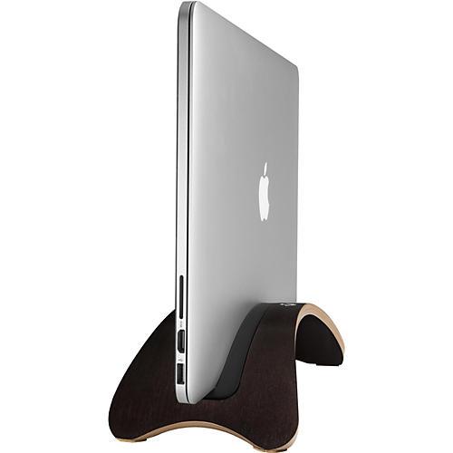 Twelve South BookArc möd for MacBook - Vertical - Hardwood - Espresso