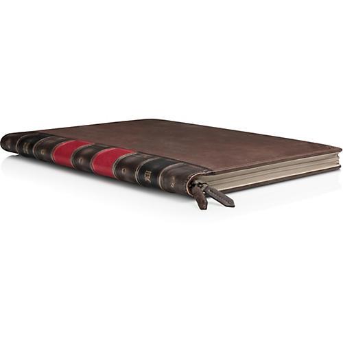 Twelve South BookBook Brown Hardback Leather Case For MacBook Air 11