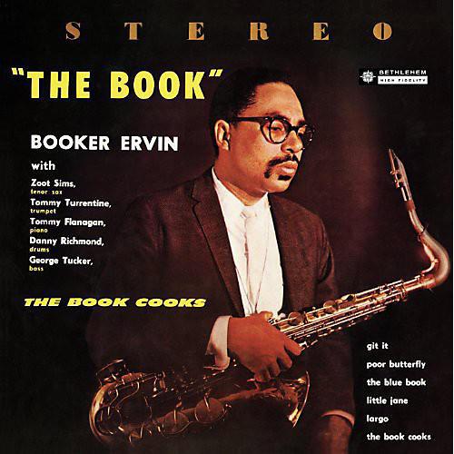 Alliance Booker Ervin - Book Cooks