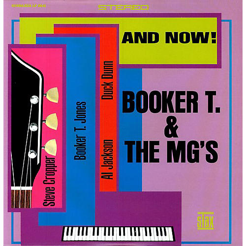 Alliance Booker T. & the MG's - And Now