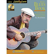 Homespun Book's Blues Book (Book/CD)