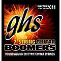 GHS Boomer 7 String Medium Heavy Electric Guitar Set (11-64) thumbnail
