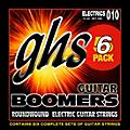 GHS Boomers GBL Light Electric Guitar Strings (10-46) 5-Pack thumbnail