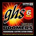 GHS Boomers GBXL Extra Light Electric Guitar Strings (9-42) 5-Pack thumbnail
